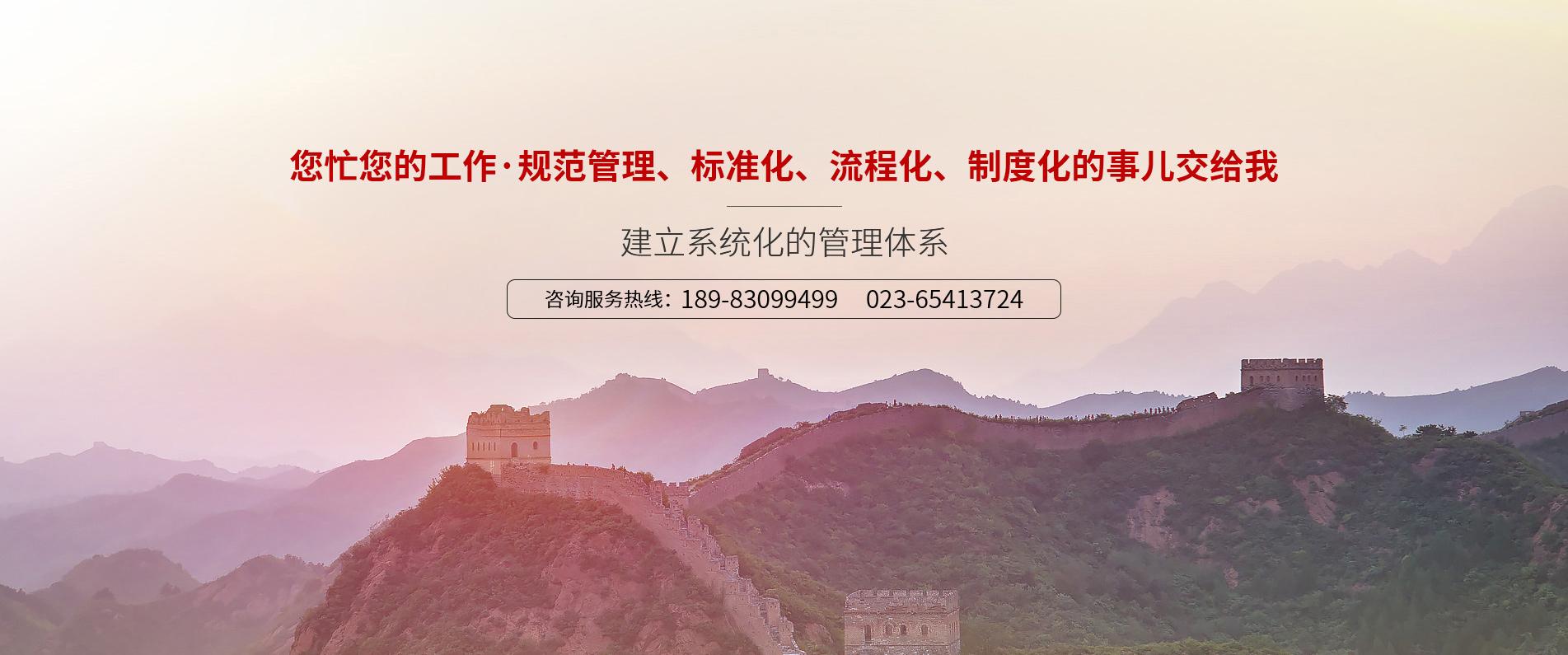 重庆两化融合咨询